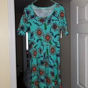 Brand new XL Lularoe Nicole Dress